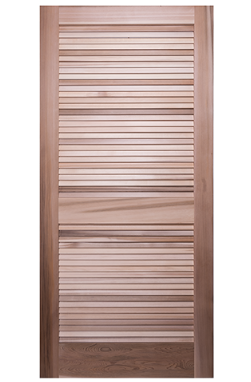 wooden shutter panel