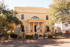 gated museum