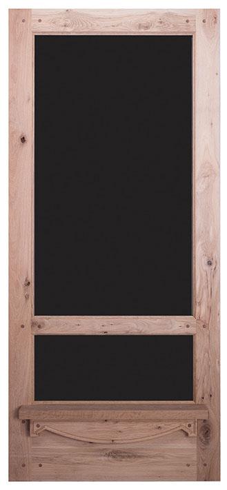 rectangular window frame